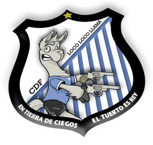 Logo CDF Loco Loco Llama