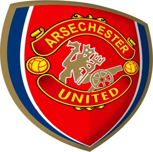 Logo Arsechester United