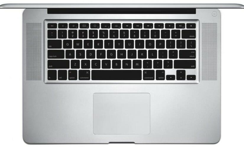 Mac toetsenbord