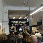 Optreden van Taymir in de Plato in Groningen tijdens Eurosonic 2015